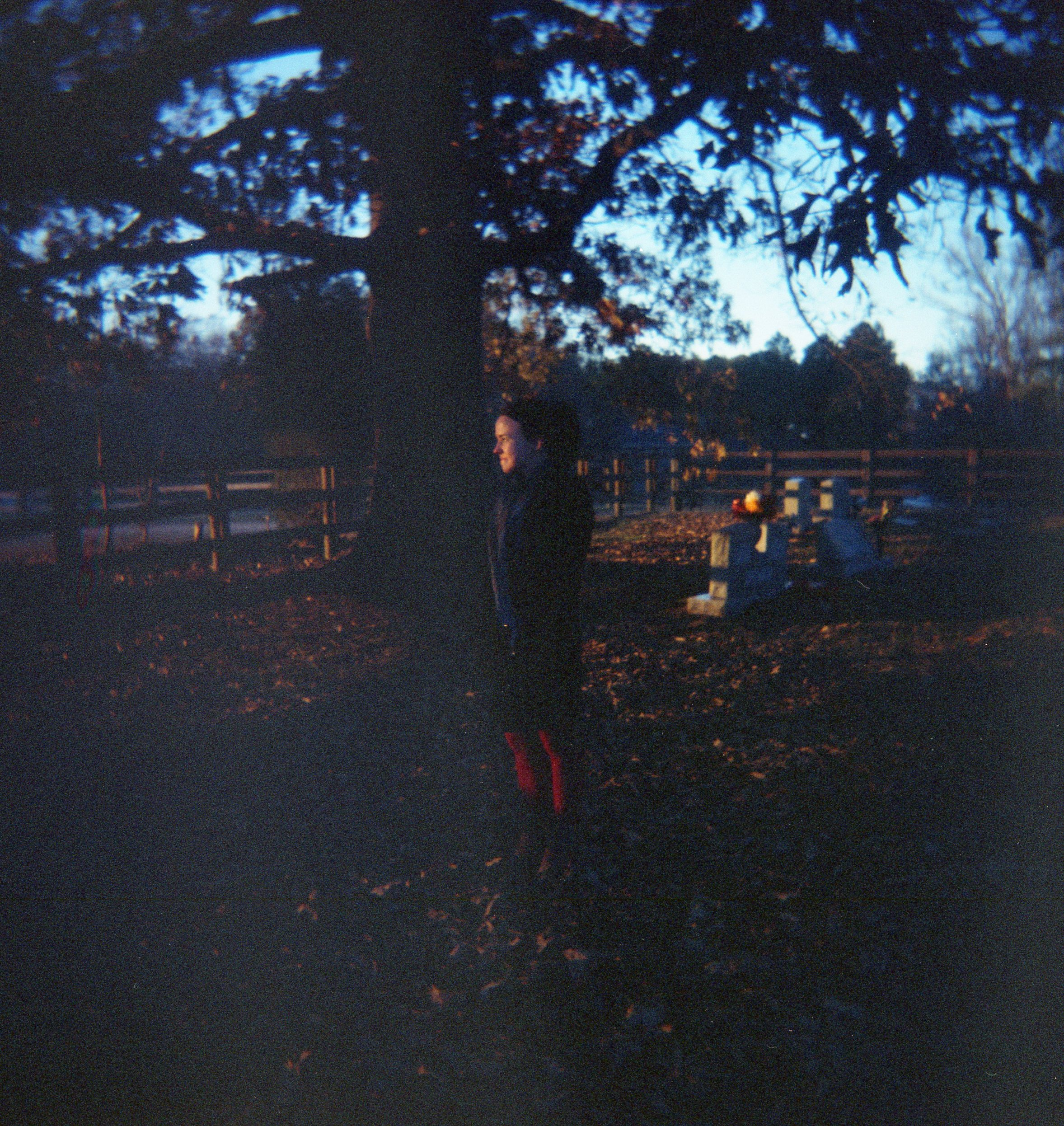 Kate, Carrboro, NC. 2008 or 2009?