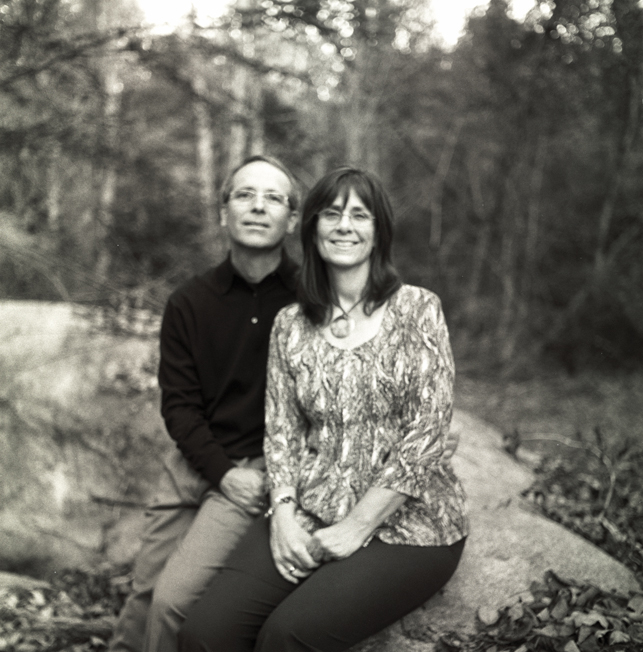 My second set of parents, Jeff and Susan. 2008?