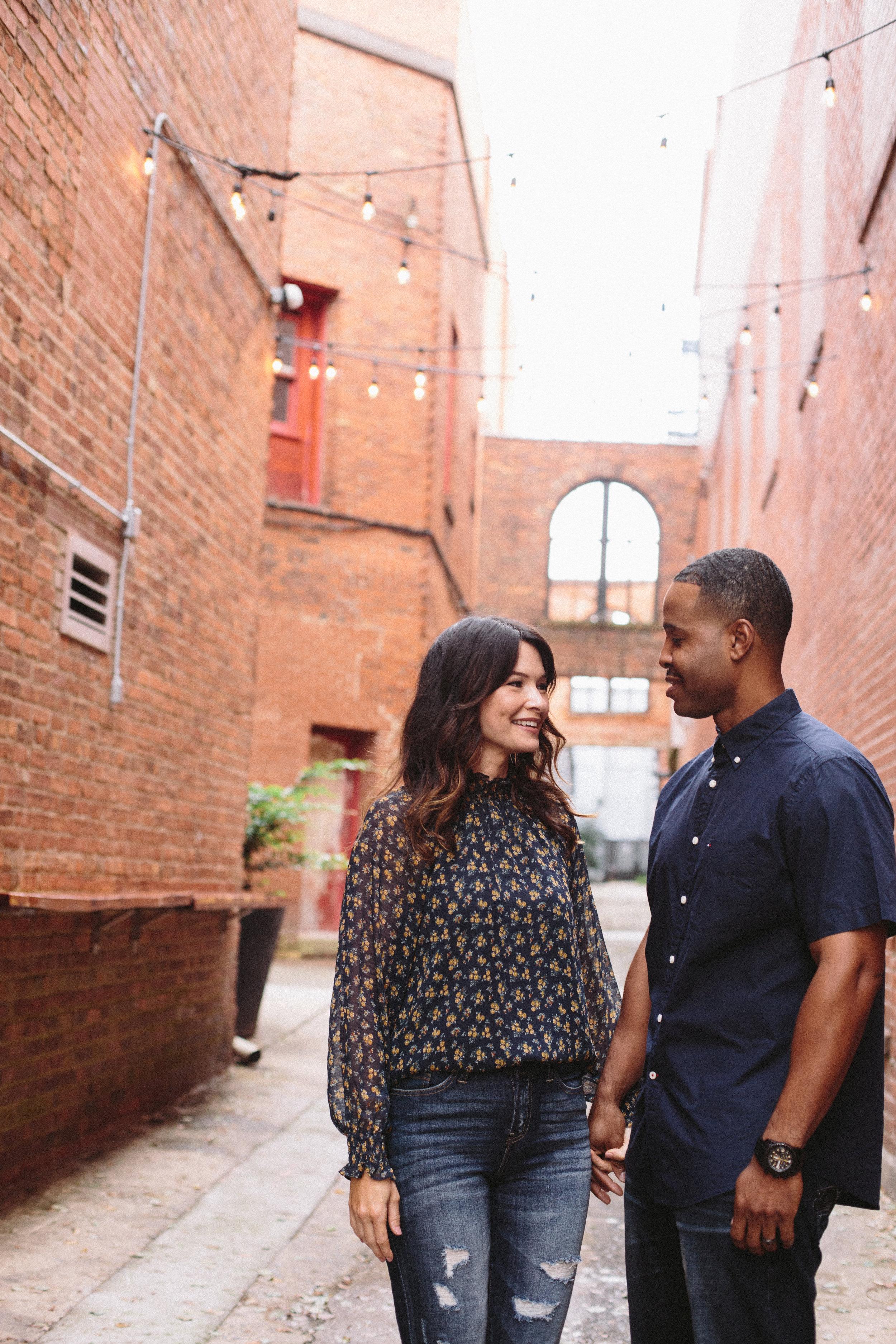 Teri & Jordan