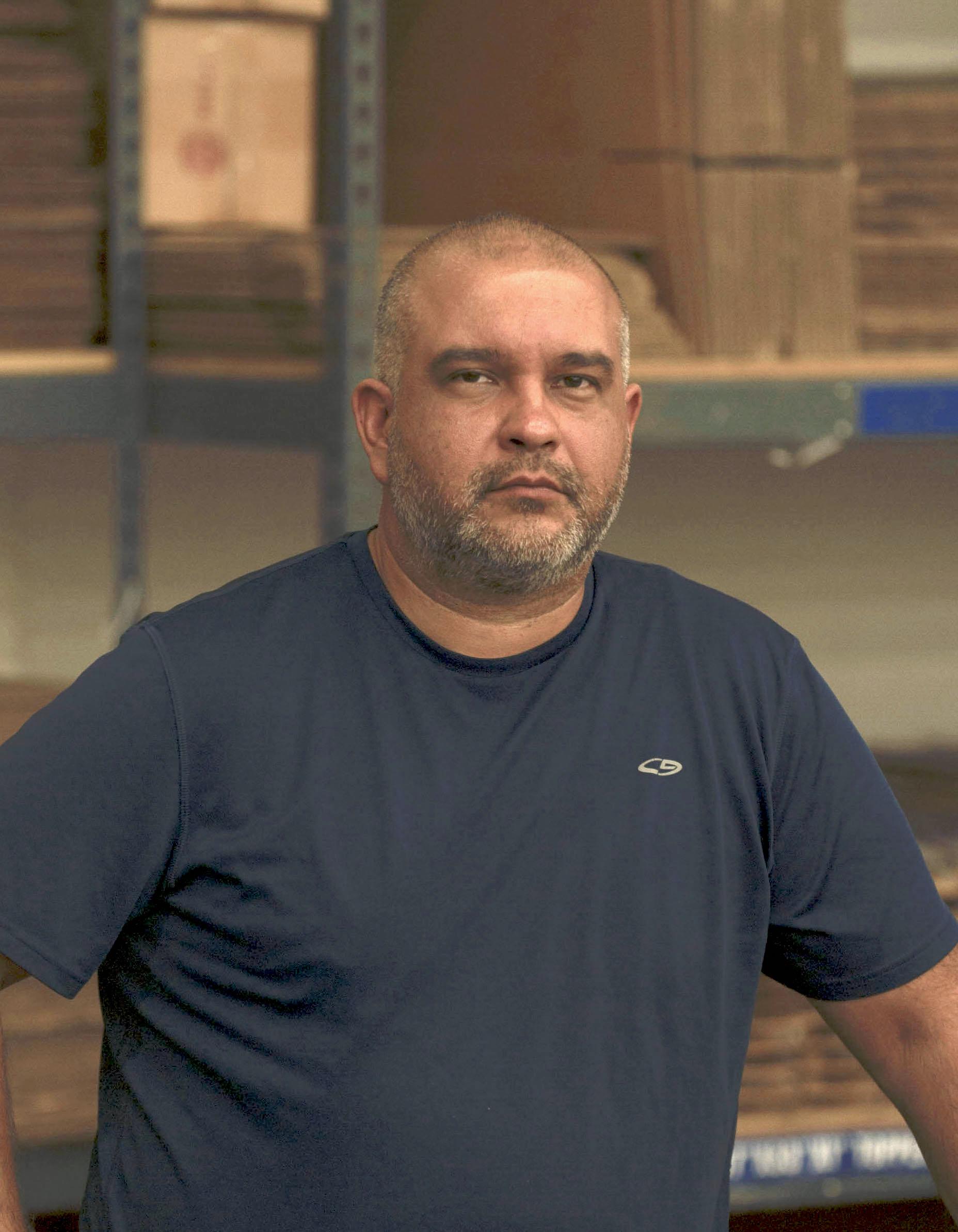 Eddie Garcia   Logistics Supervisor