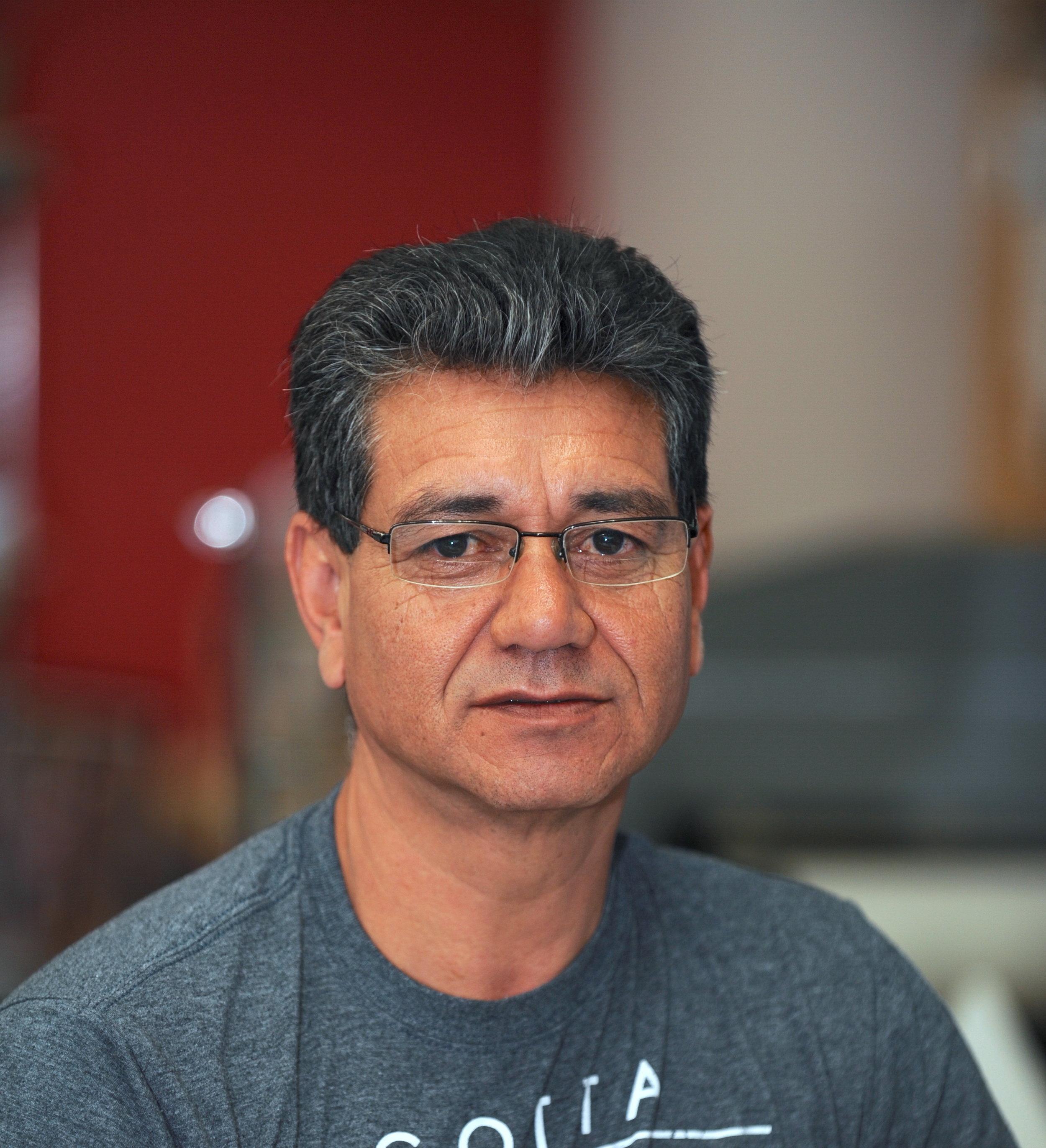 Jaime Flores   Digital Production Supervisor