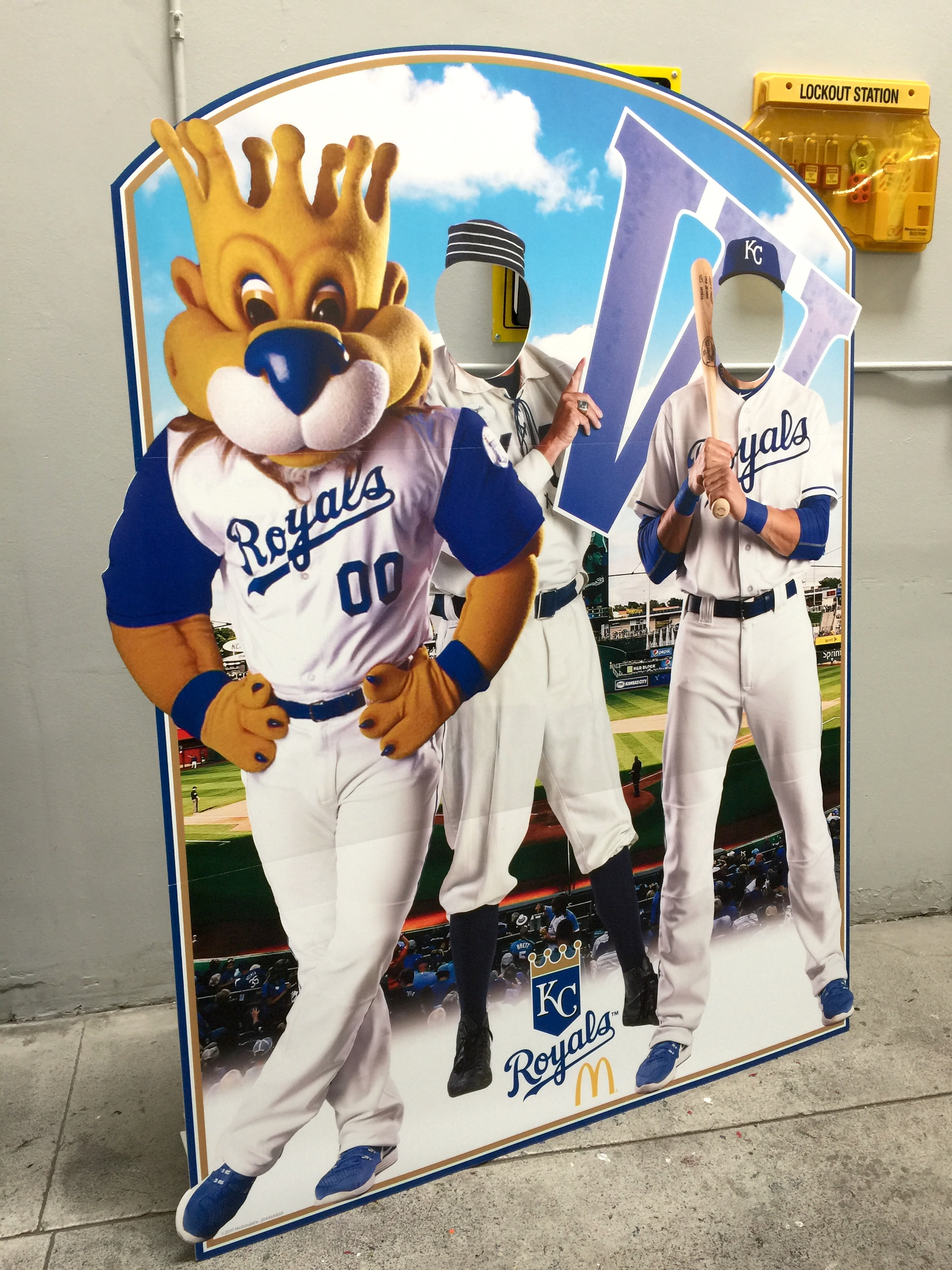 Standees -