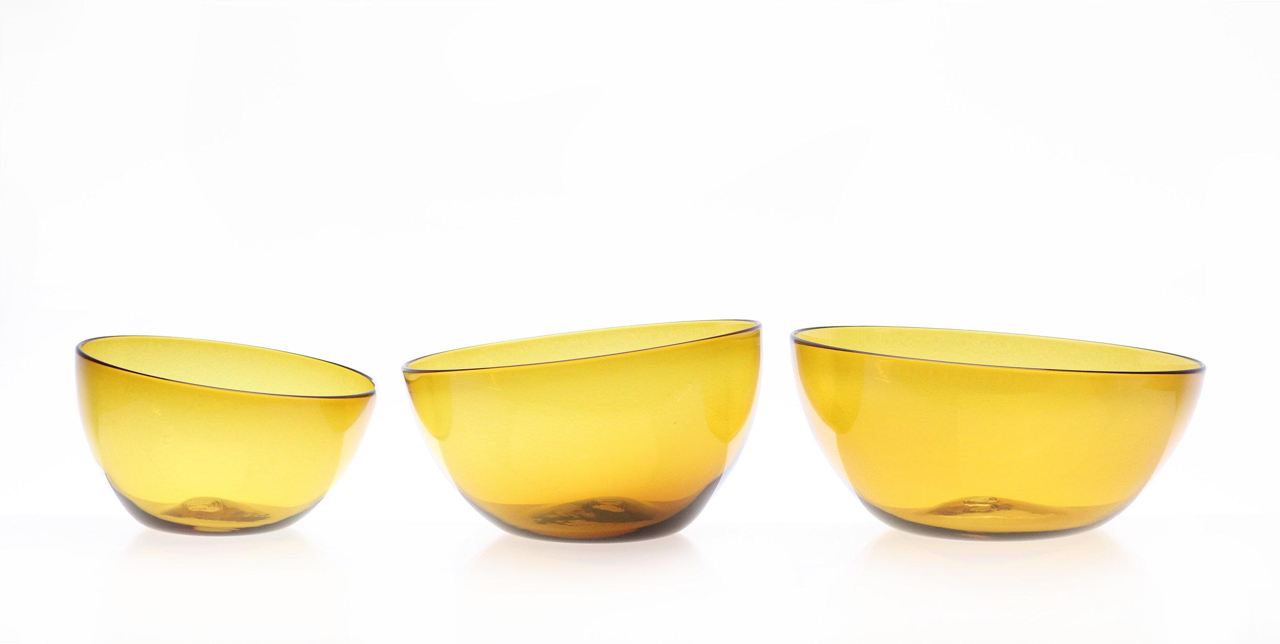 Tilt Bowl Trio - Amber.jpg