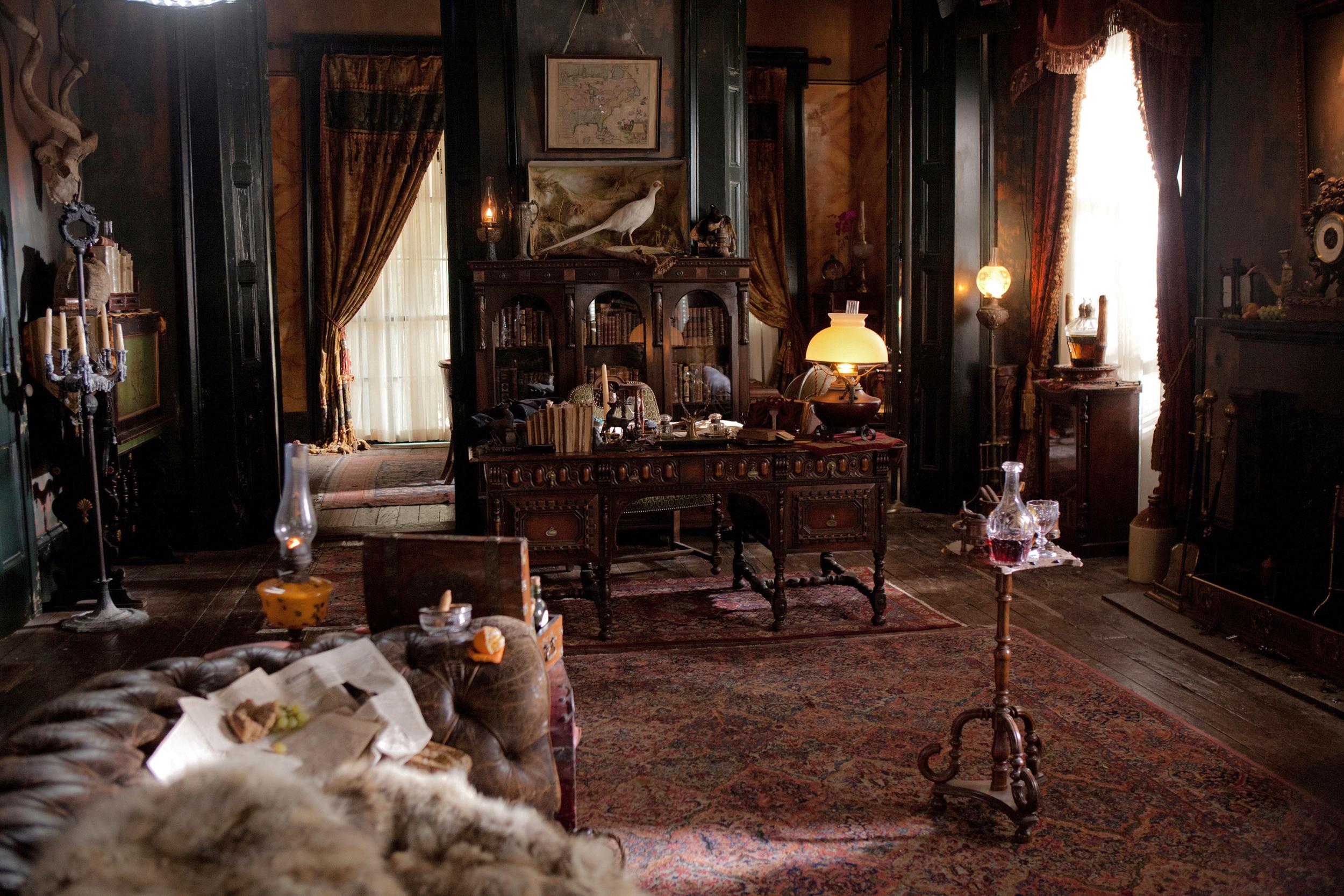Henry's study