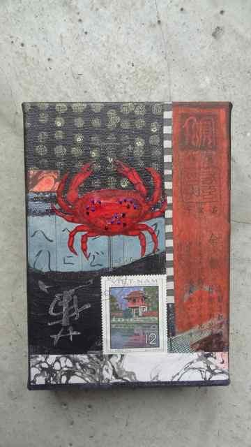 Crab 5  5 x 7   $60.jpg