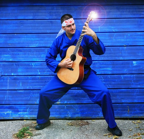 Canadian guitarist/composer Ewan Dobson