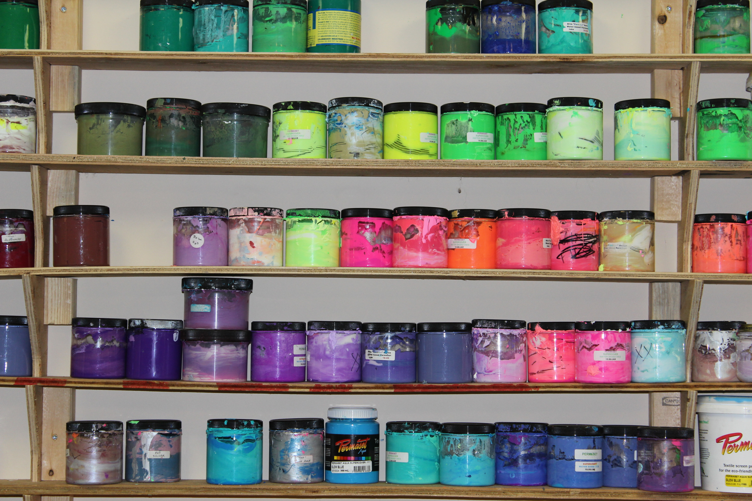Pigments for printing