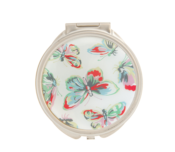 Cath Kidston butterfly compact