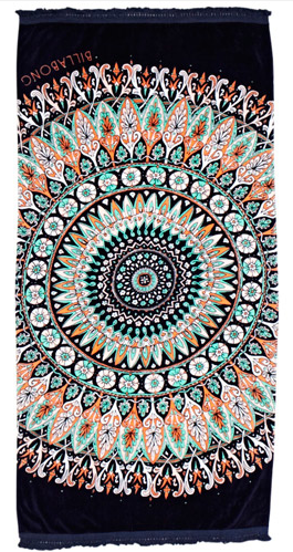 Billabong Kaleidoscope towel