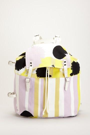 Diane Von Furstenberg backpack