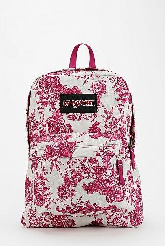 Jansport, Etoile Floral Backpack
