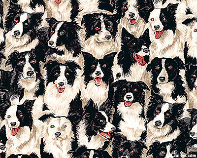 Oh Molly! Totally swiped as this fabric looks like my dog.