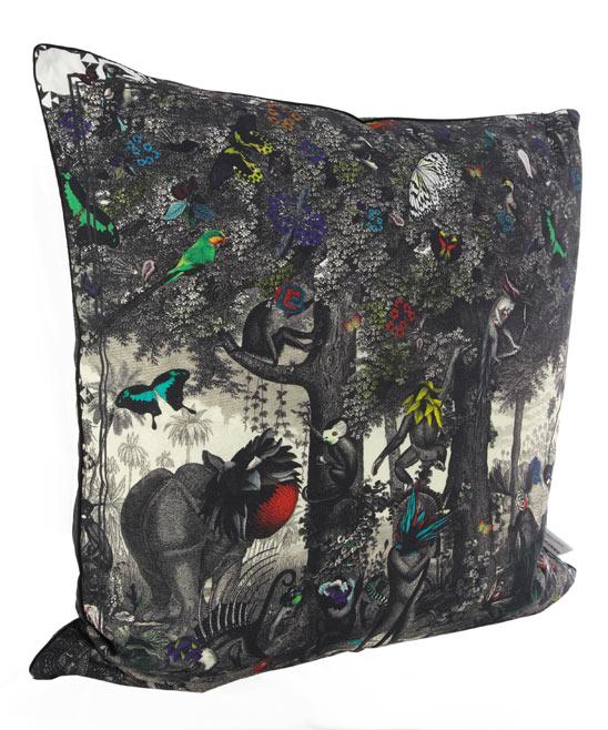 Grey Ink Forest Kristjana S William Studio