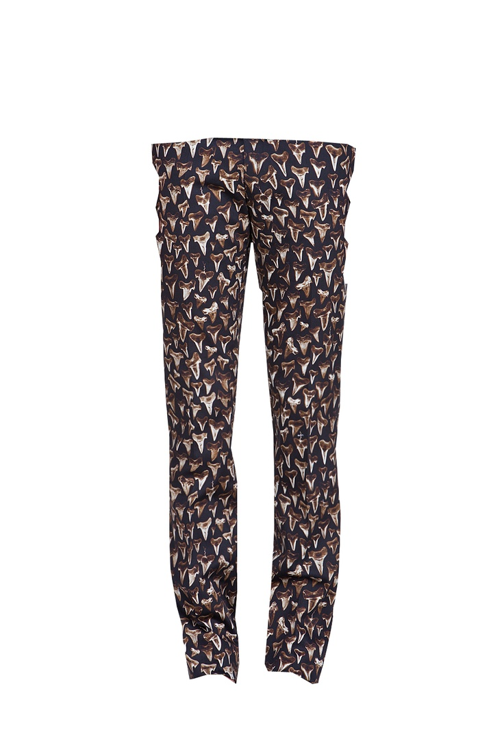 Paul Smith shark tooth pants