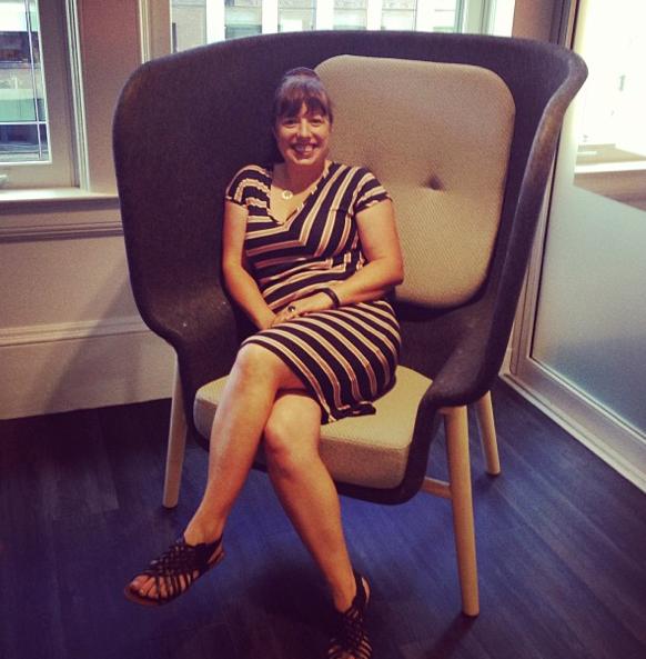Anne Marie Jackson Trend and Textile Designer