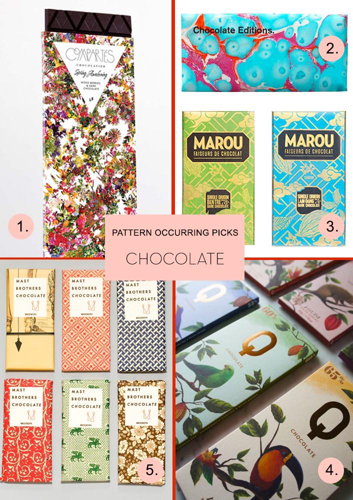 Pattern-Occurring-Picks-Chocolate