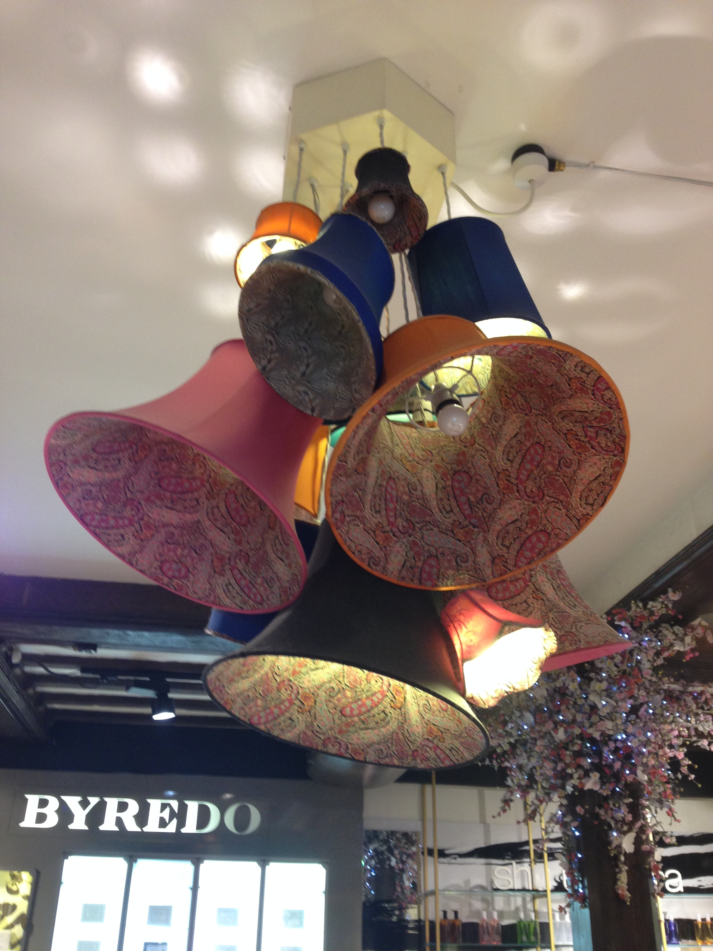 Liberty Lamp Shades. Why not i'll take 20!