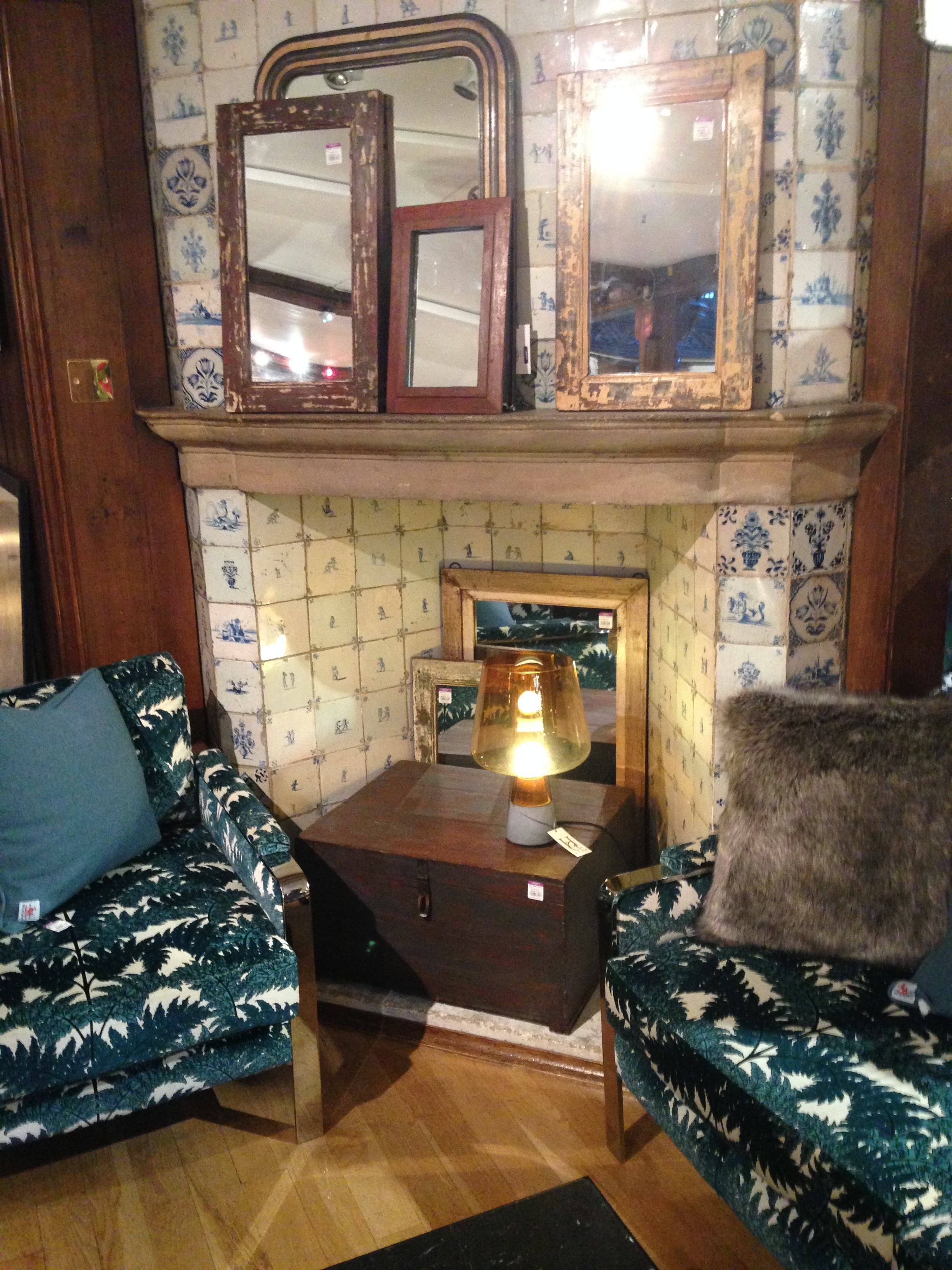Admit it you want to curl up with a culpa here!   House of Hackney