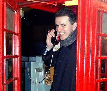 DJ PANOS IN LONDON