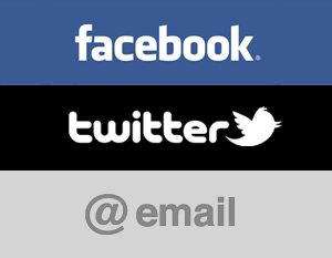 Social sharing or download by email*