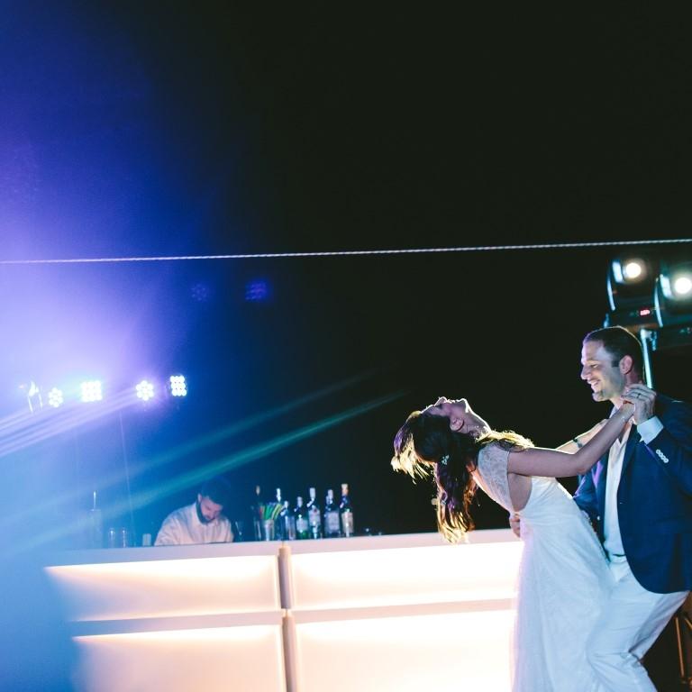 Πρώτος χορός - Γάμος στην Πάρο