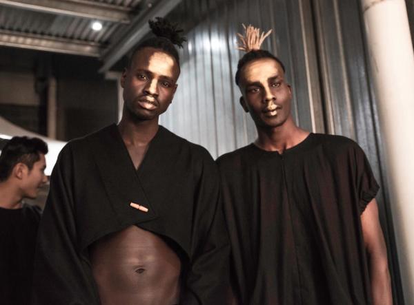 PHOTO: Cara Iurato MODELS: Konnker &Mawut
