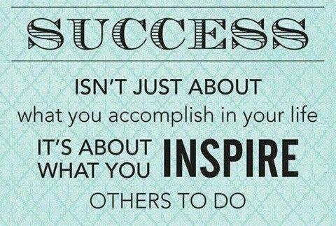 Lisa Rosendahl — Be Inspiring