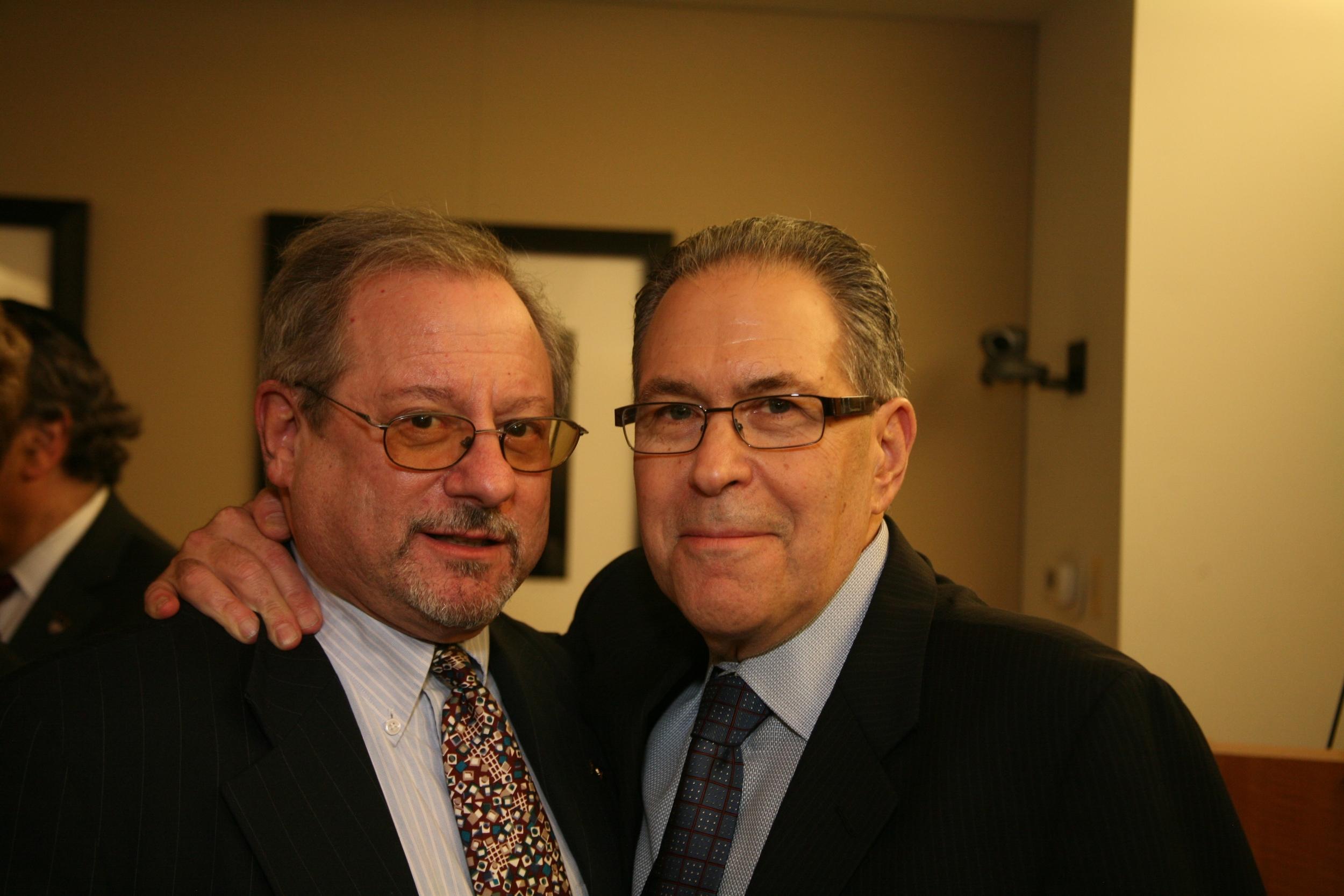 bond, mike wengroff & me.JPG