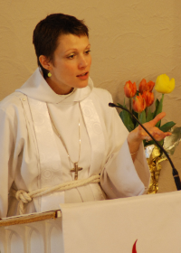 Pastor Heidi Johnston
