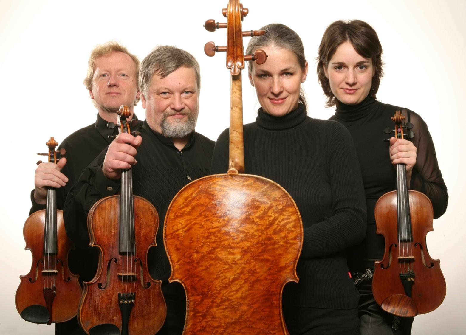 Martinu Quartet, 2007
