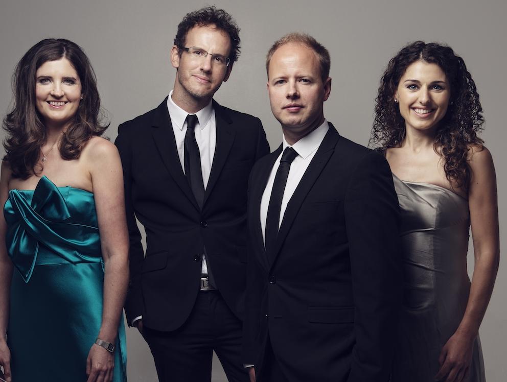 Carducci Quartet, 2015