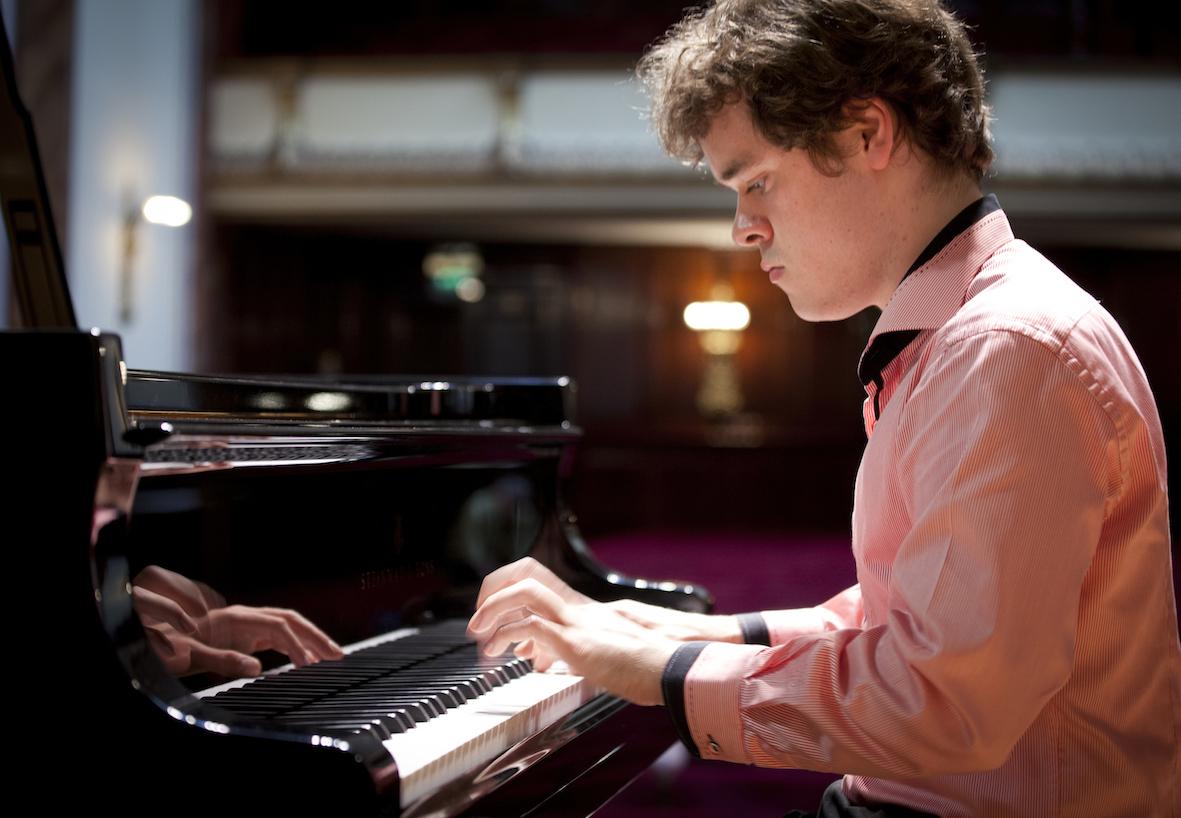 Benjamin Grosvenor, 2016, cr. operaomnia