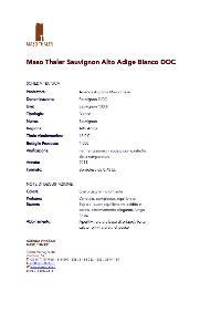Maso Thaler Scheda Sauvignon 2011.jpg