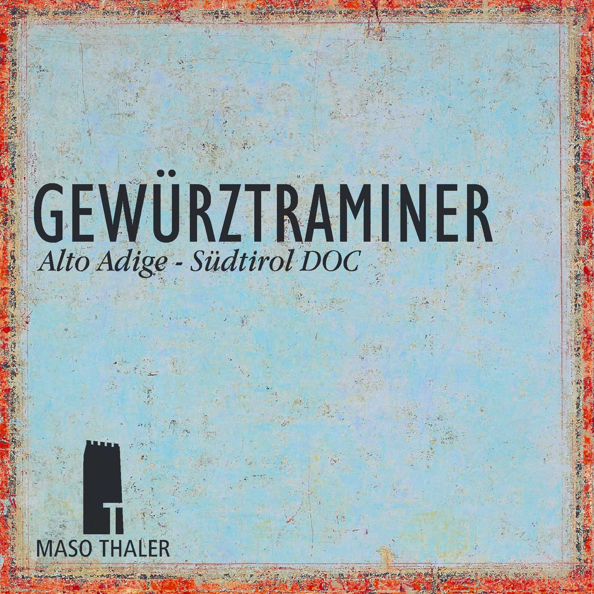 - Il nuovo arrivato: Gewürztraminer 2018!Alto-Adige / Südtirol