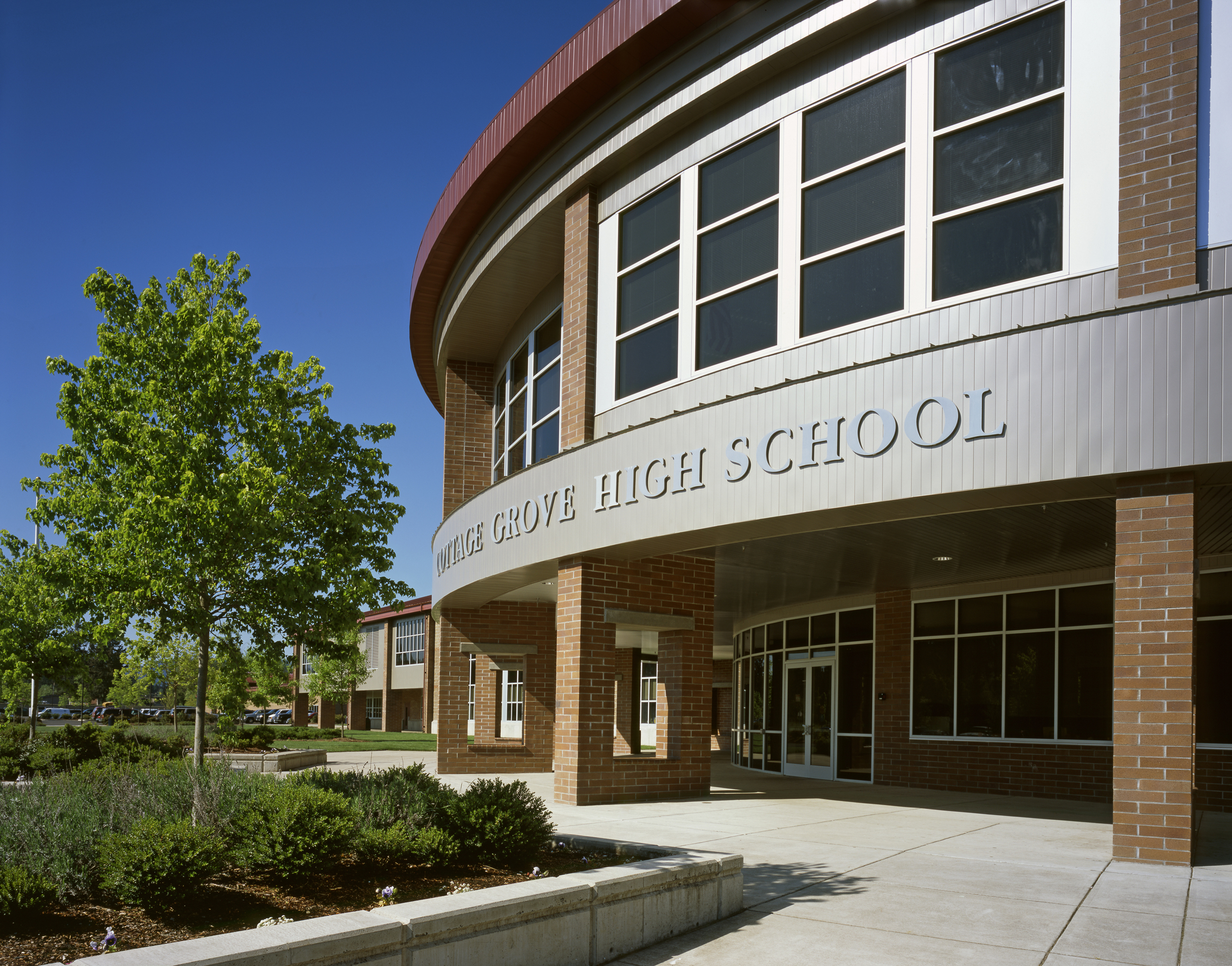 Cottage Grove High School  (click for gallery)