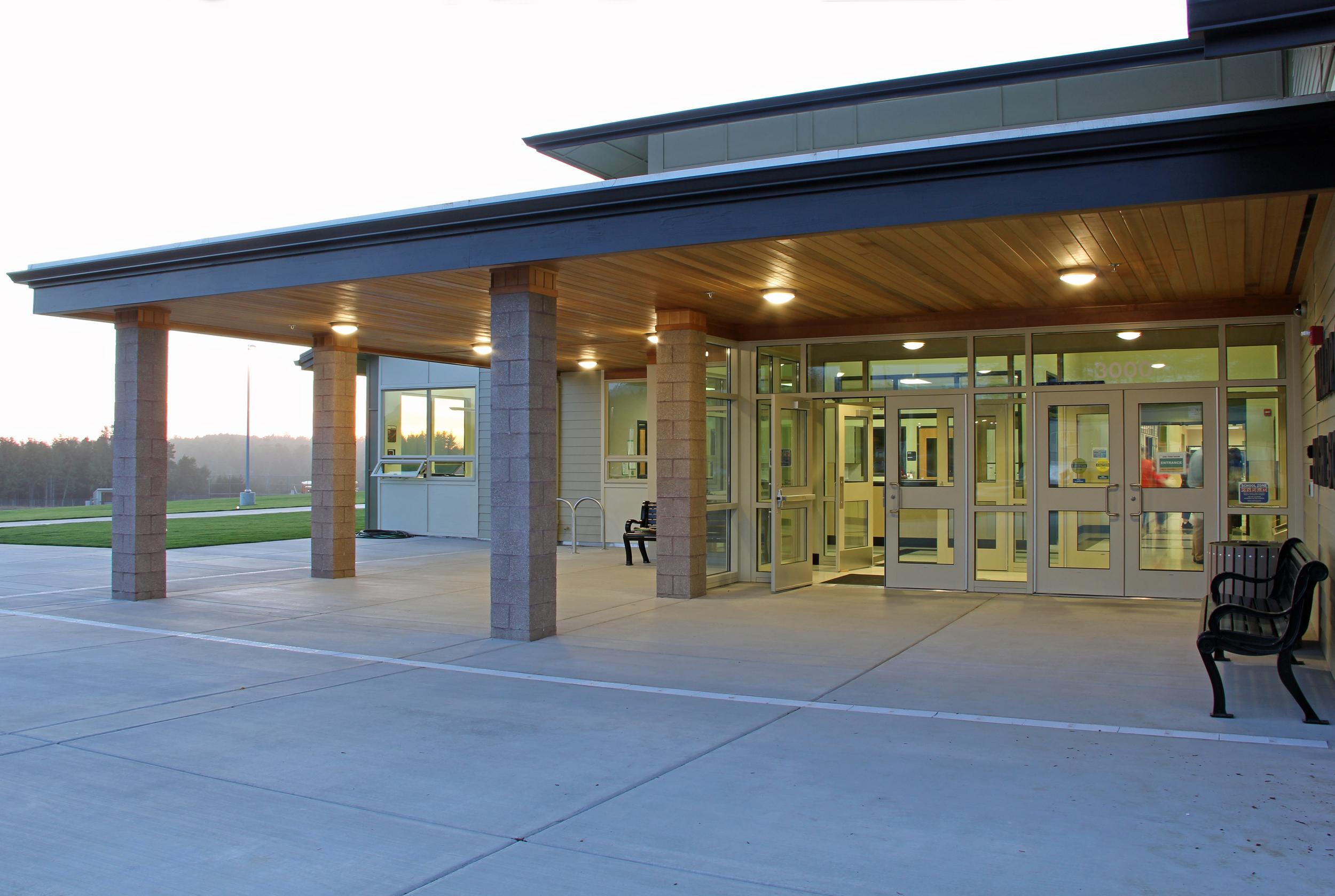 - Waldport High School