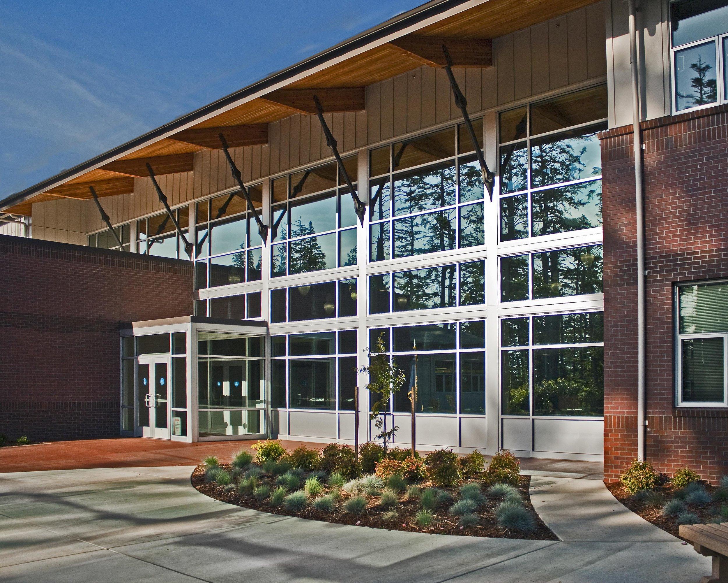 CENTRAL CAMPUS    Oregon Coast Community College