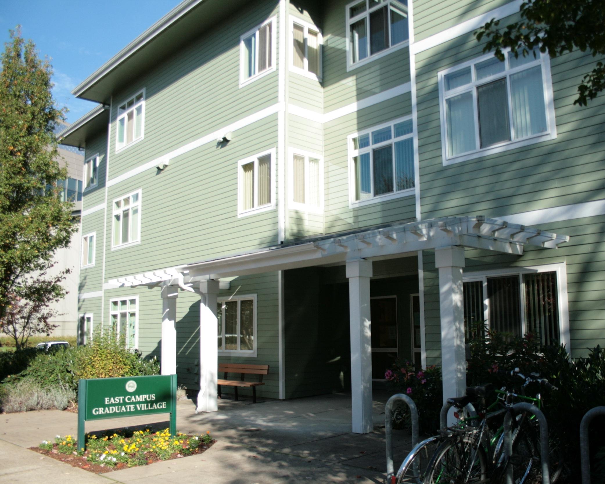 Graduate Village - University of Oregon