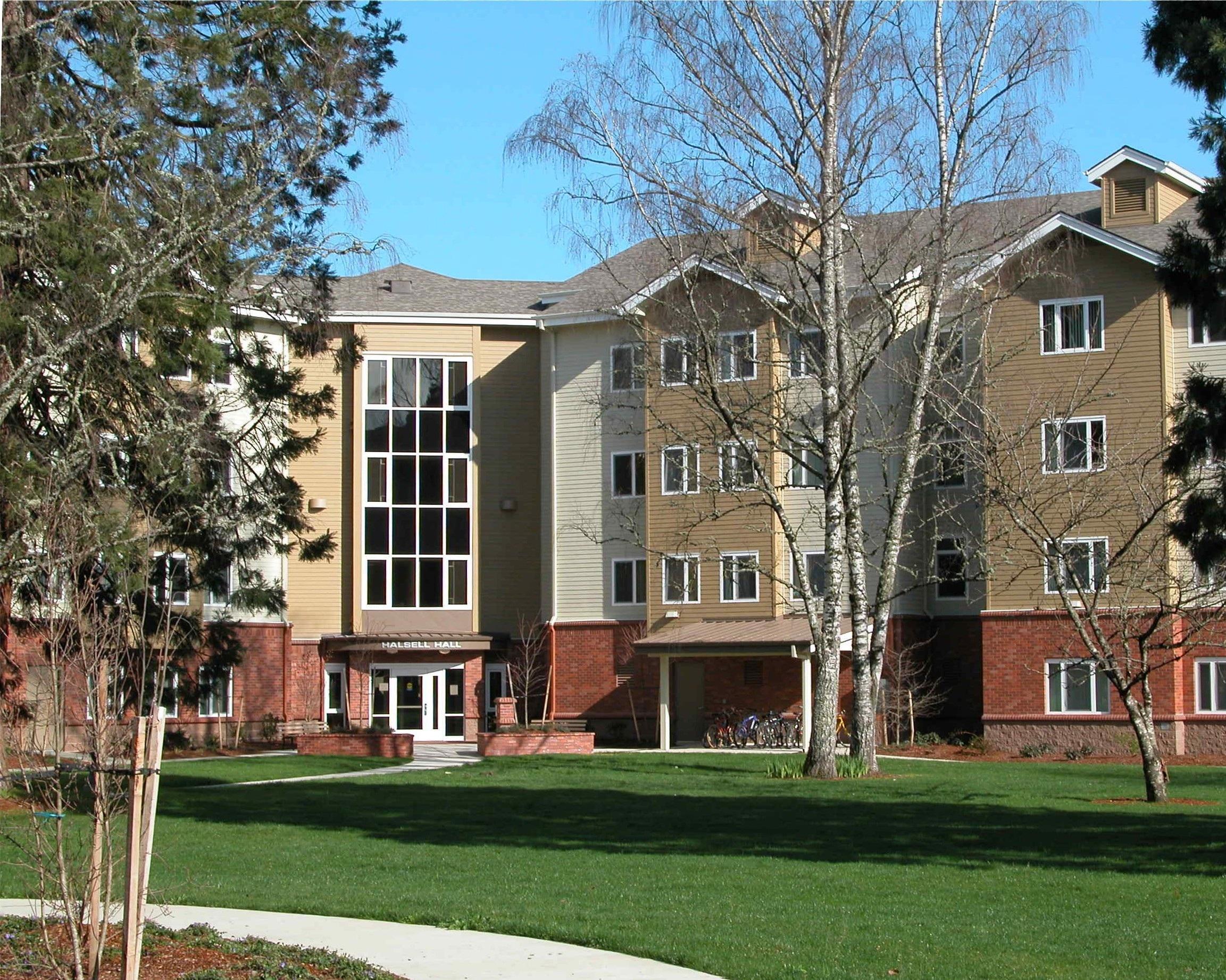 Halsell Hall - Oregon State University