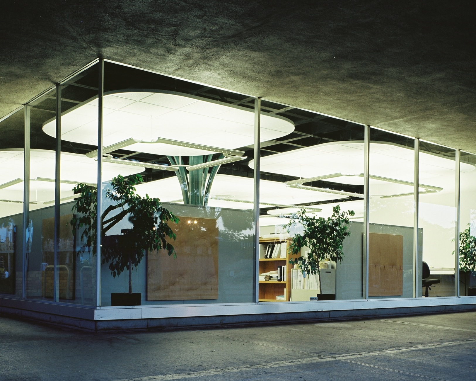 Balzhiser & Hubbard Engineers Office