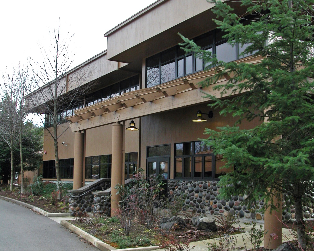 Cow Creek Tribal Center - Office Addition