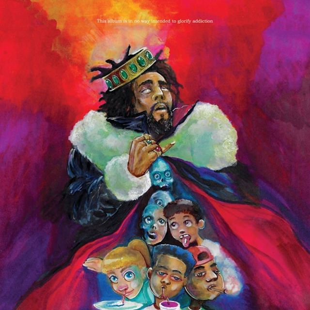KOD our today. A very happy 4/20 courtesy of The Man @j.cole 👏🏼🍁💨🤤