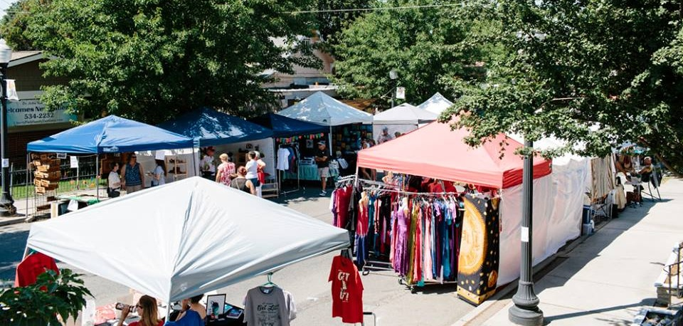 South Perry Street Fair Facebook Page Photo