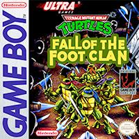 Teenage Mutan Ninja Turtles: Fall of the Foot Clan