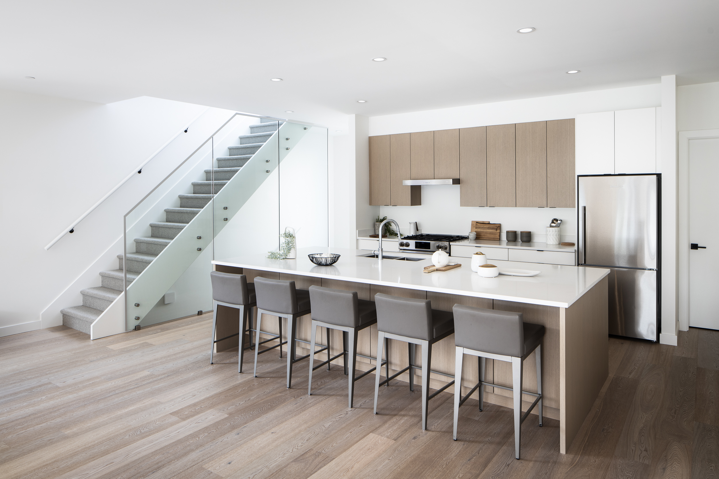 Squamish Interior Design Photography - Kitchen
