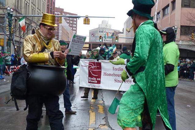 MOWS Parade Fun