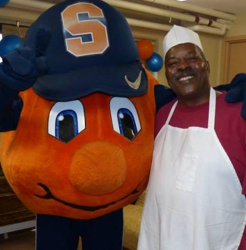 Otto the Orange with Sam Wright