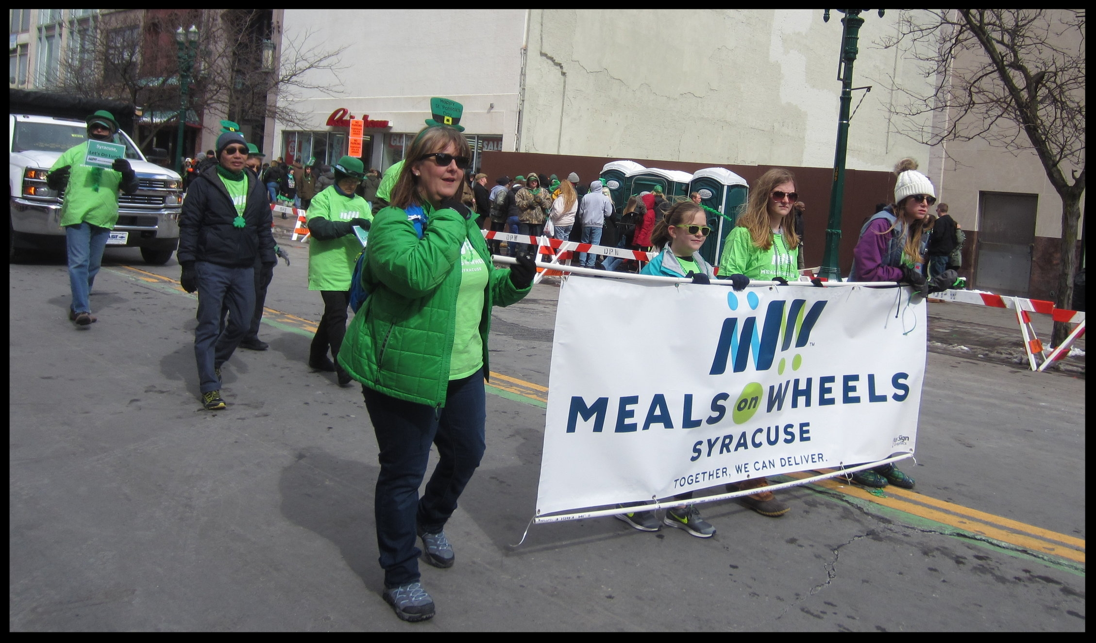 Meals On Wheels Of Syracuse 2018 St Pattys Day Parade