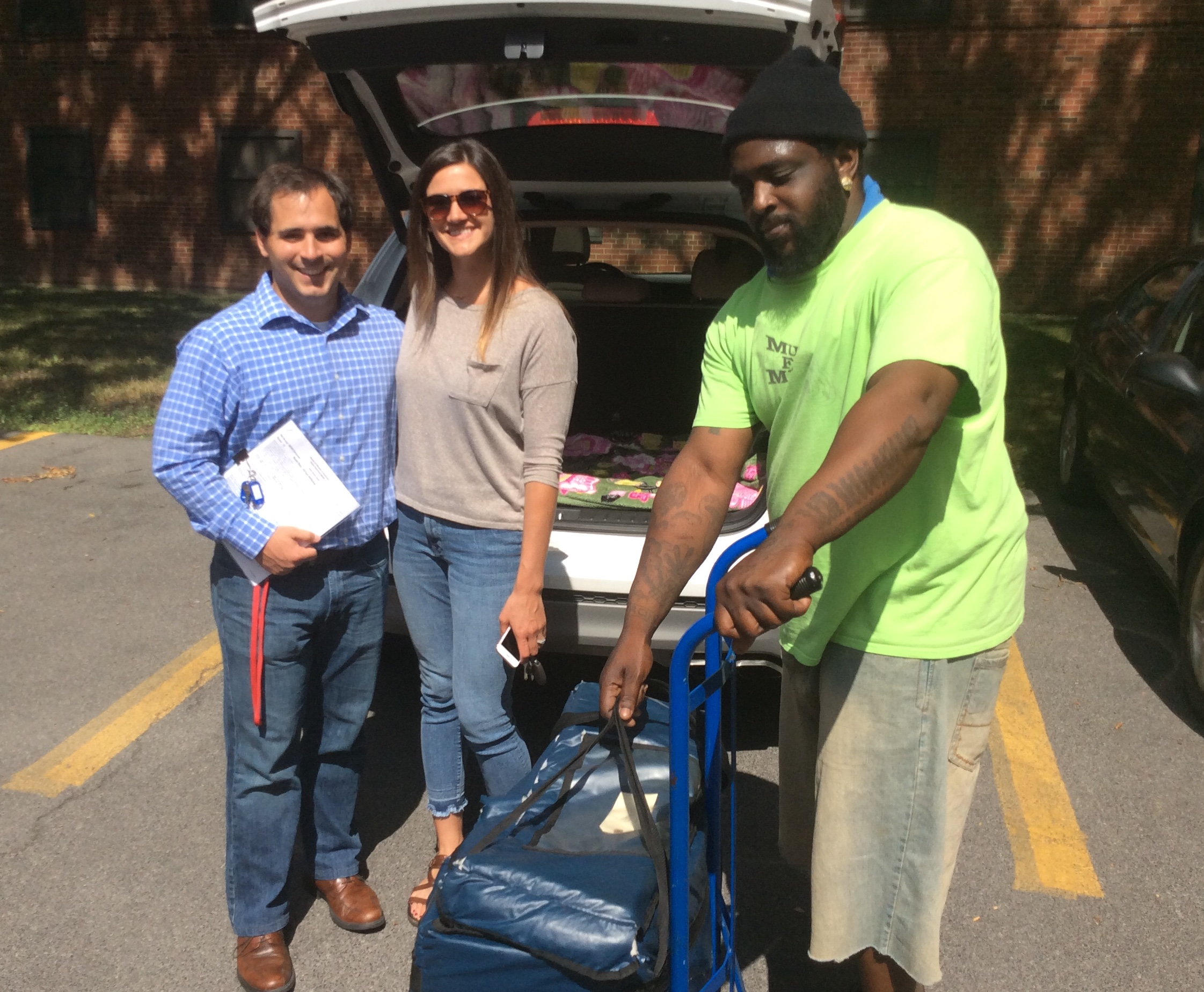 Cushman&Wakefield at Meals On Wheels Of Syracuse