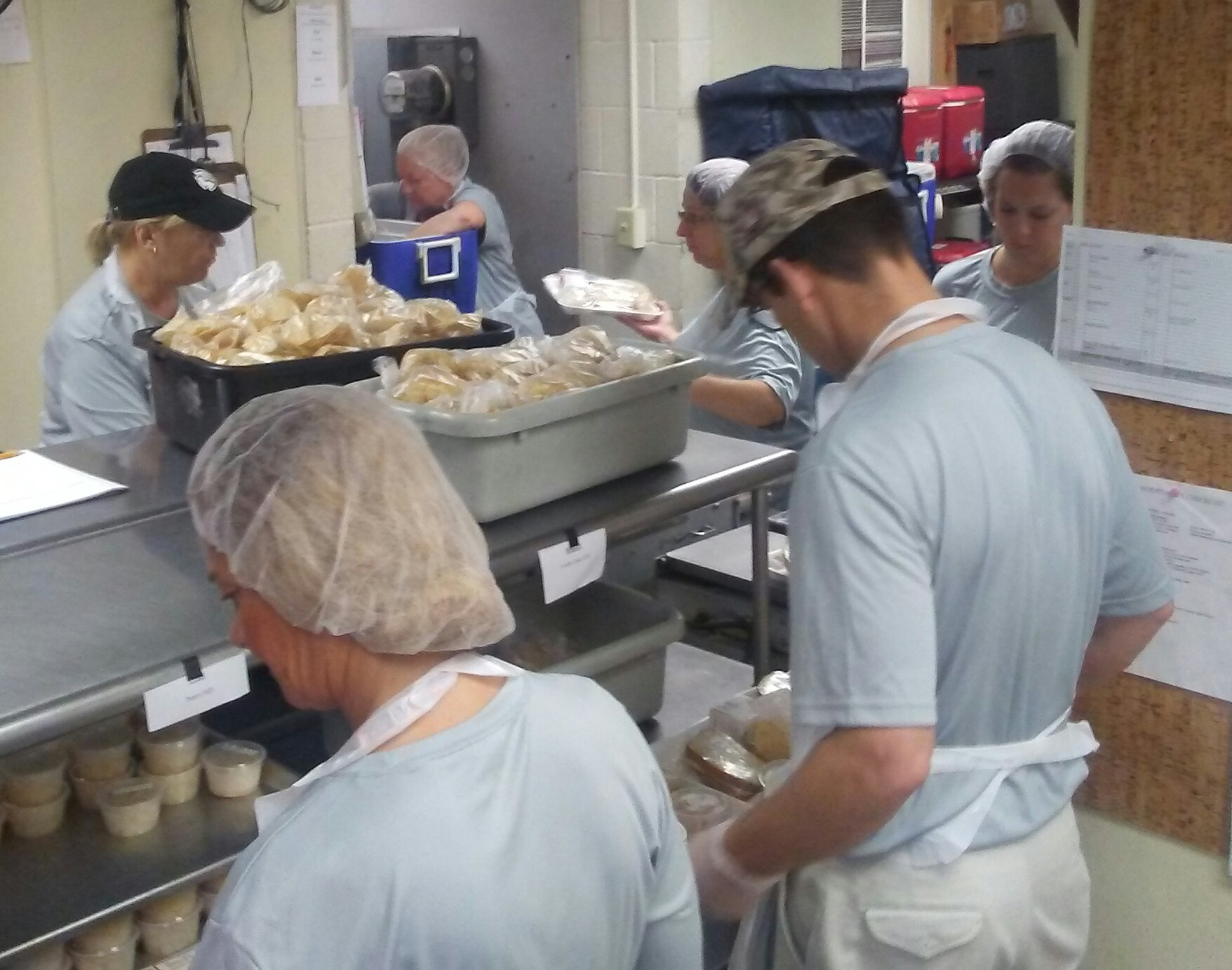 Meals on Wheels of Syracuse welcomes Hancock Estabrook LLP